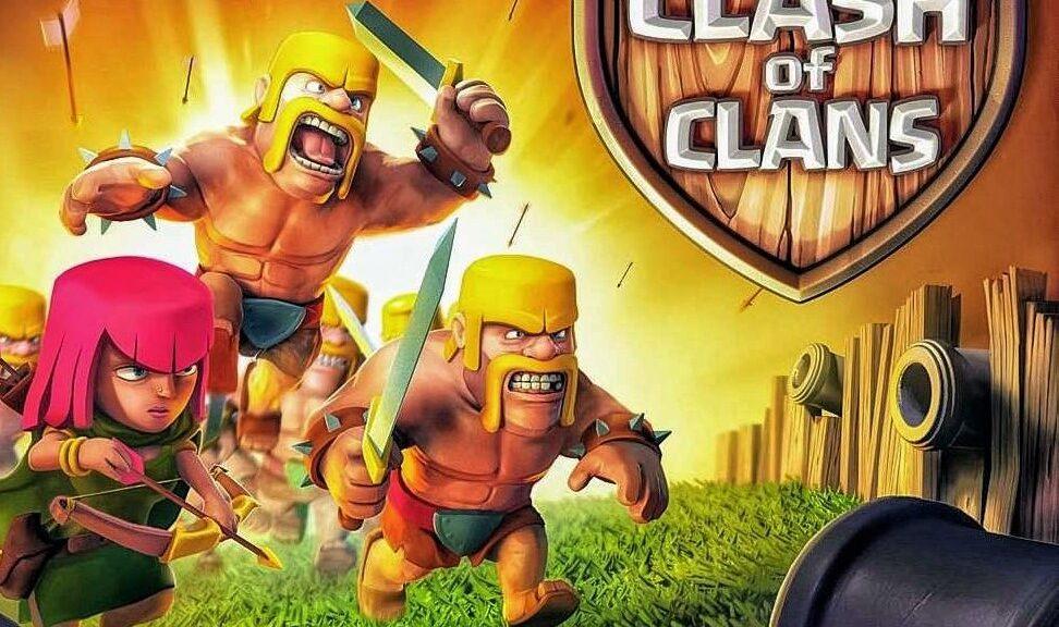Berkembang Kembali Game Clash Of Clans Di Jaman Kini