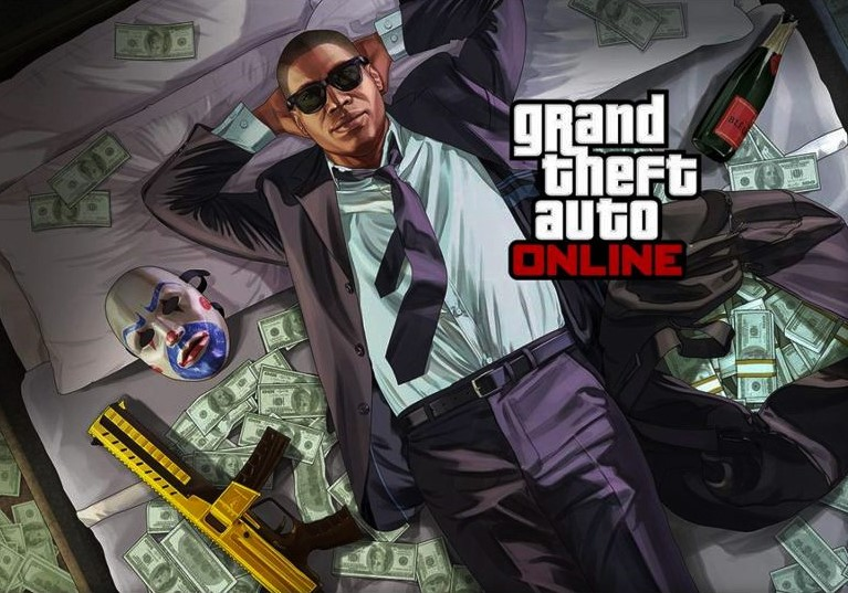 GTA Memiliki Fitur Game Terbaik Di Dalam Playstation 4