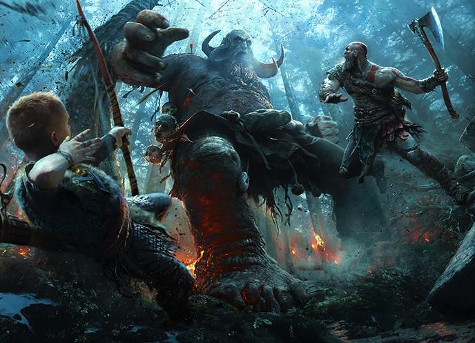 God Of War Memiliki Survival Terbaik Di Dalam Playstation 4